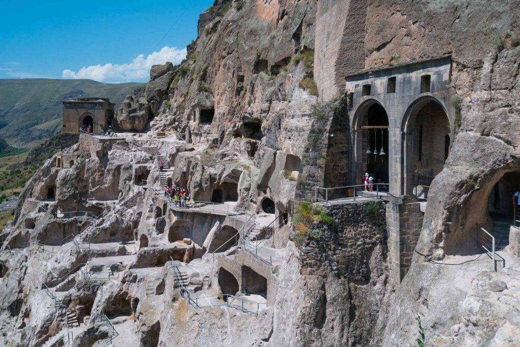 cuevas en georgia, que ver en georgia