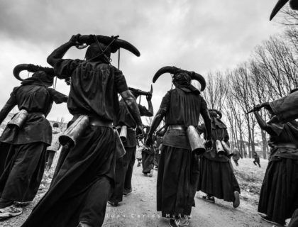 carnaval luzon, diablos de guadalajara
