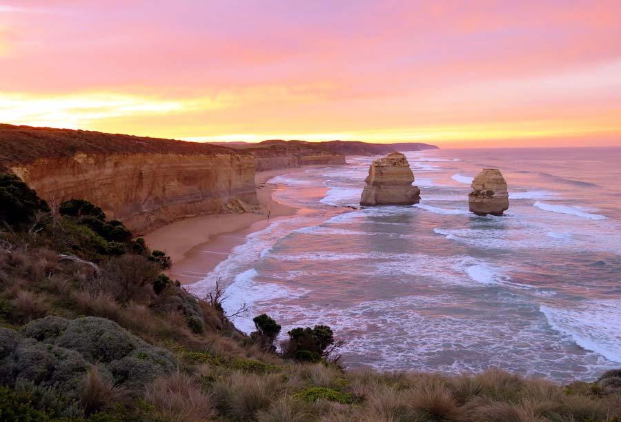 doce apostoles, australia