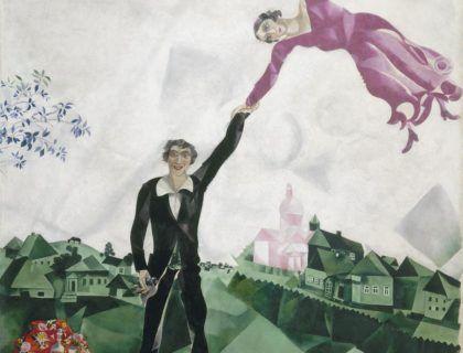 Fundacion MAPFRE, exposicion de chagall a malevich