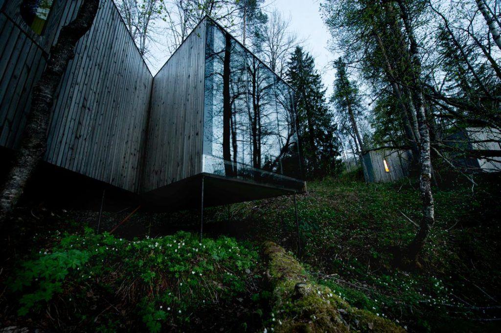 Juvet Landscape Hotel, hoteles romanticos noruega
