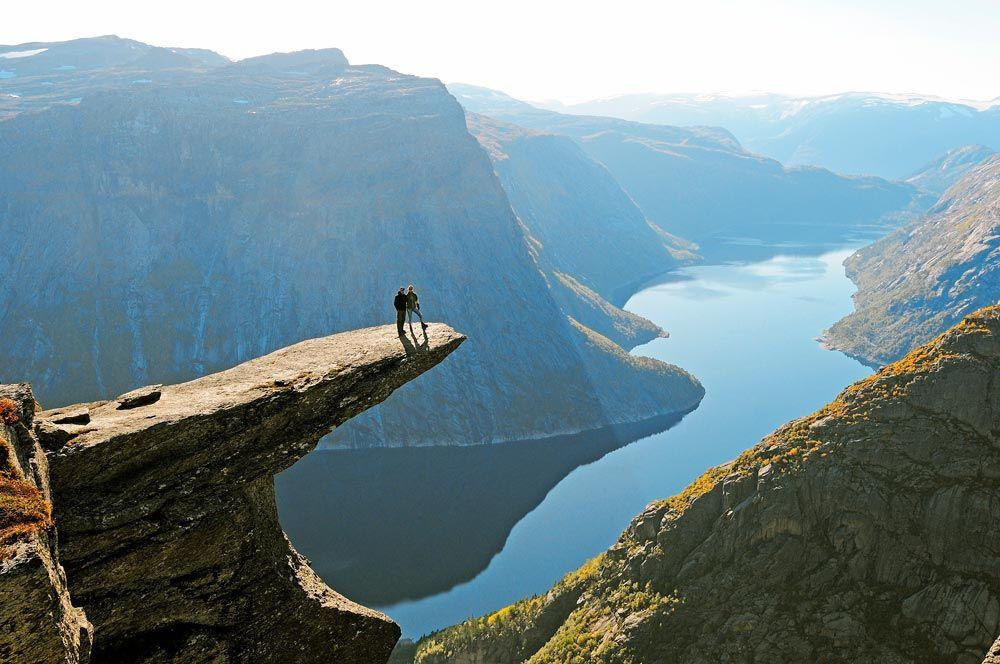 mirador de Trolltunga, viaje noruega