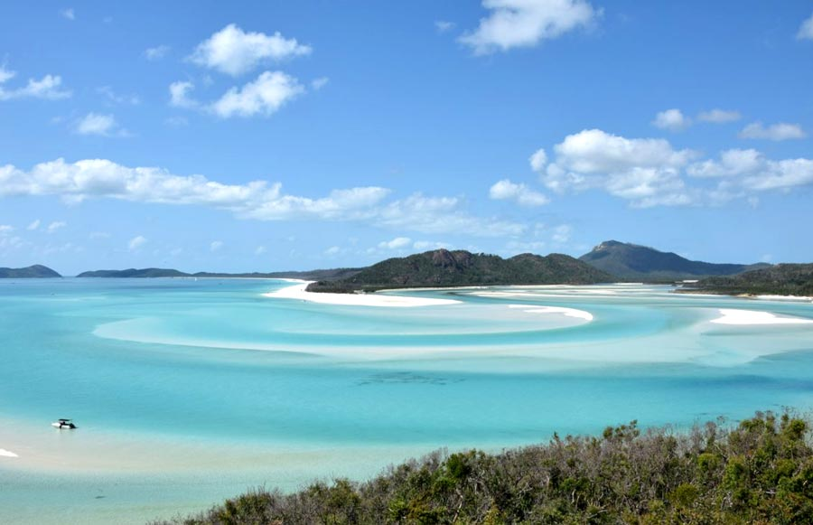 Whitsunday Islands, islas australia, viaje australia