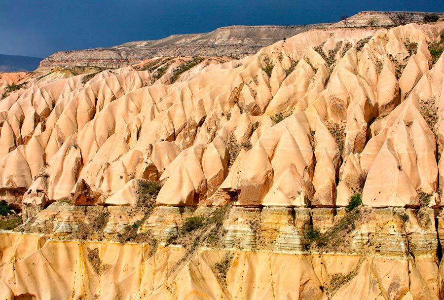 valles rosa y rojo, capadocia, viaje turquia