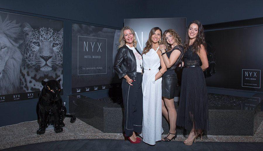 Estel la Farre, hoteles Leonardo, Vanessa Garrido, Beatriz Aguirre, hotel Nyx Madrid, Anabel Herrera, Nyx Bilbao