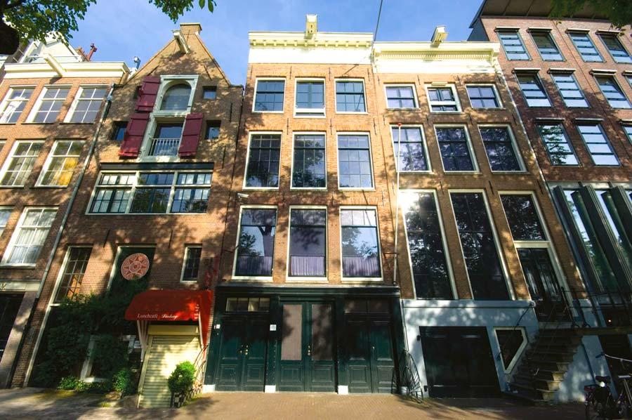 casa ana frank, que ver amsterdam, museos holanda