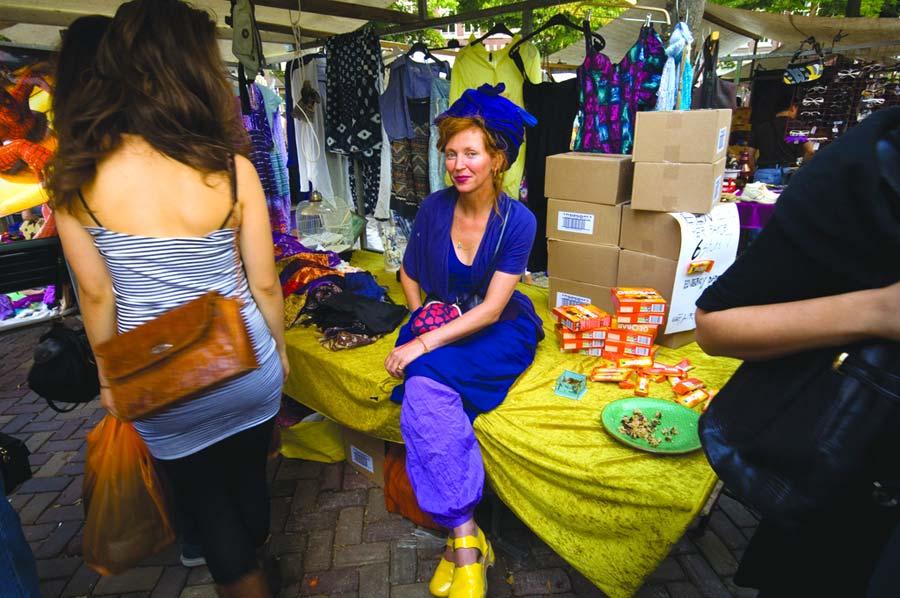 Noordermarkt, mercados de amsterdam, que hacer amsterdam