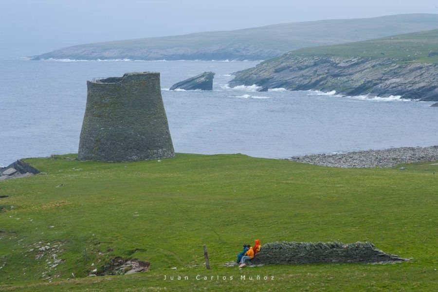 broch mousa, que ver islas shetland, viaje escocia
