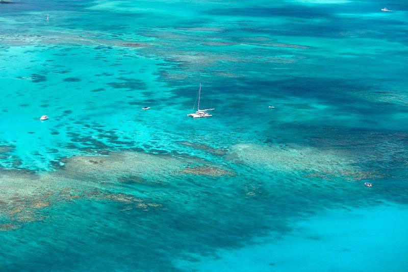 catamaran isla mauricio, navegar isla mauricio