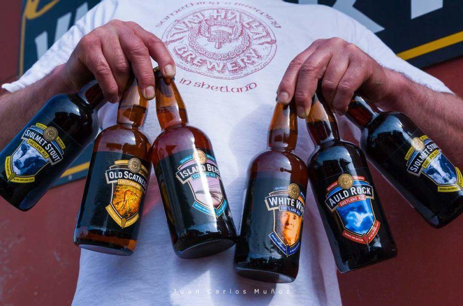Valhalla brewery, cerveza islas shetland