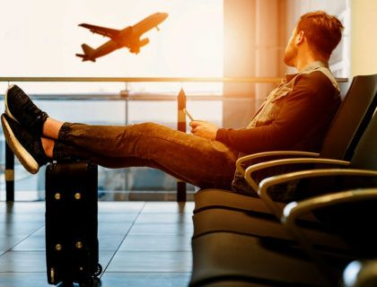 peor viaje, maletas con droga