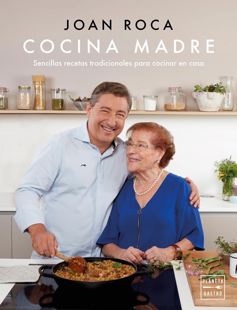libro cocina madre, recetas joan roca