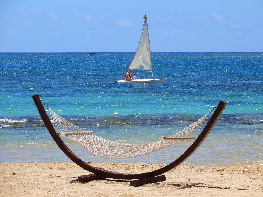 playas, isla mauricio