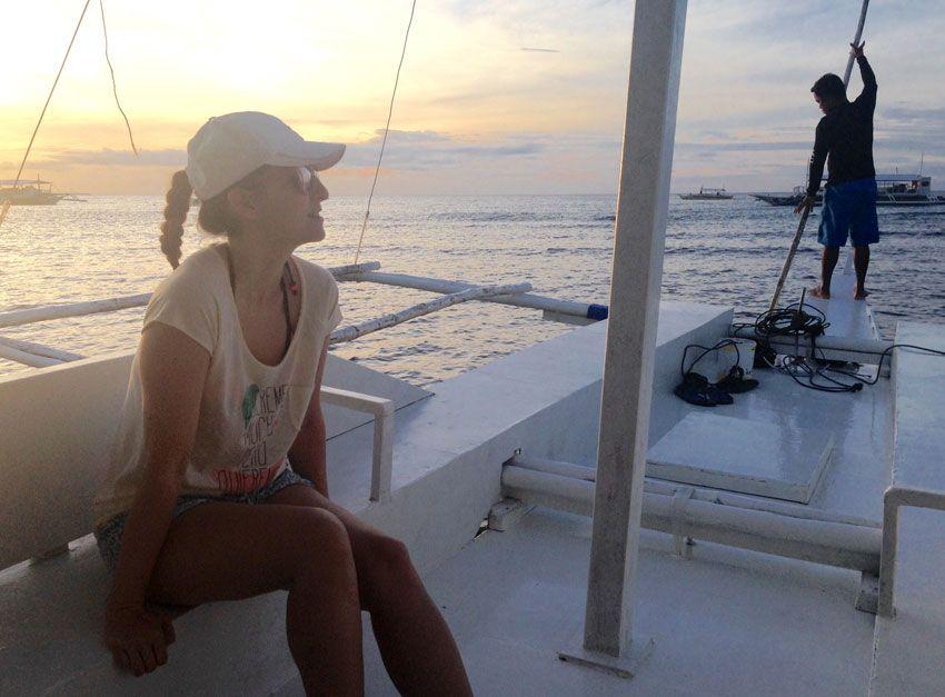vanessa garrido, viaje filipinas, directora de nyx hotel madrid
