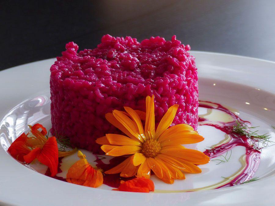risotto de tuno indio, comer en las palmas, restaurantes las palmas