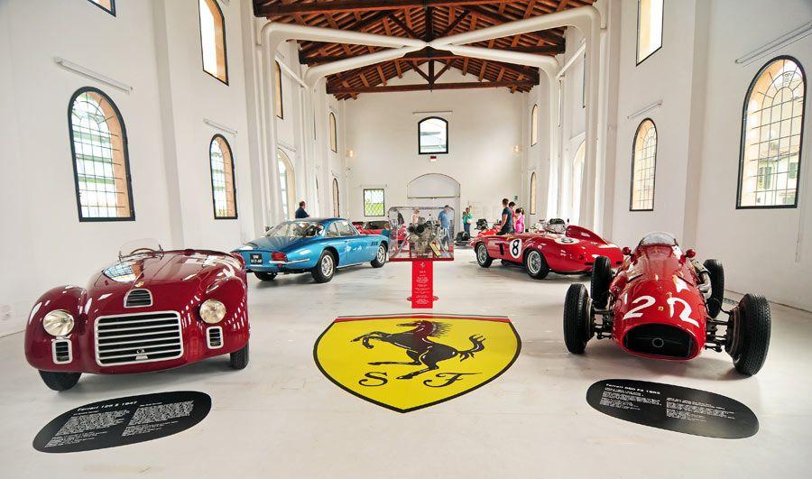 Casa Enzo Ferrari, visitas modena