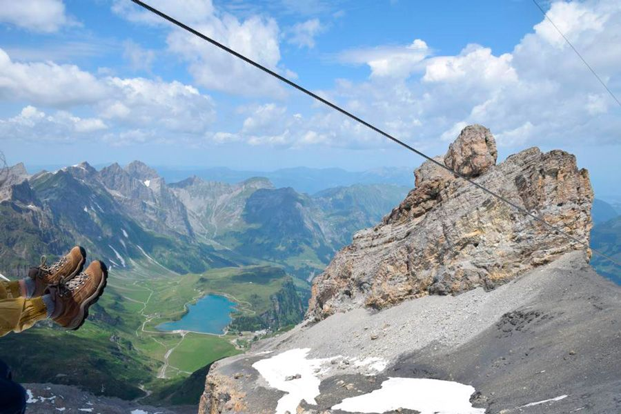 glacier park, titlis, viajes familia suiza
