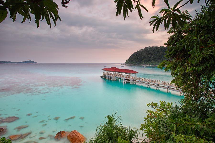 malasia, islas perhentian, viaje mujeres