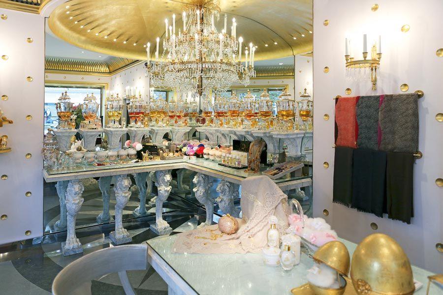 tiendas en campos eliseos, perfumeria paris