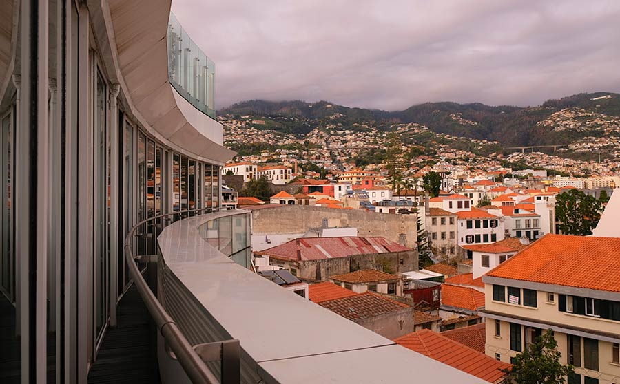hotel the vine, alojamiento funchal, viaje madeira