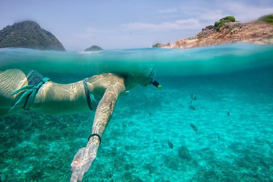 isla Perhentian, viaje malasia
