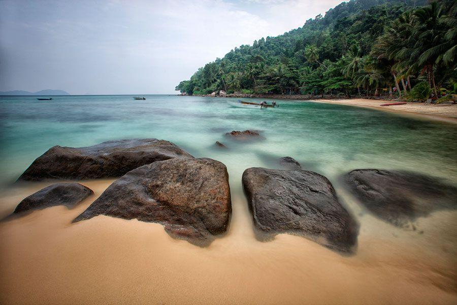 pulau tioman, islas malasia