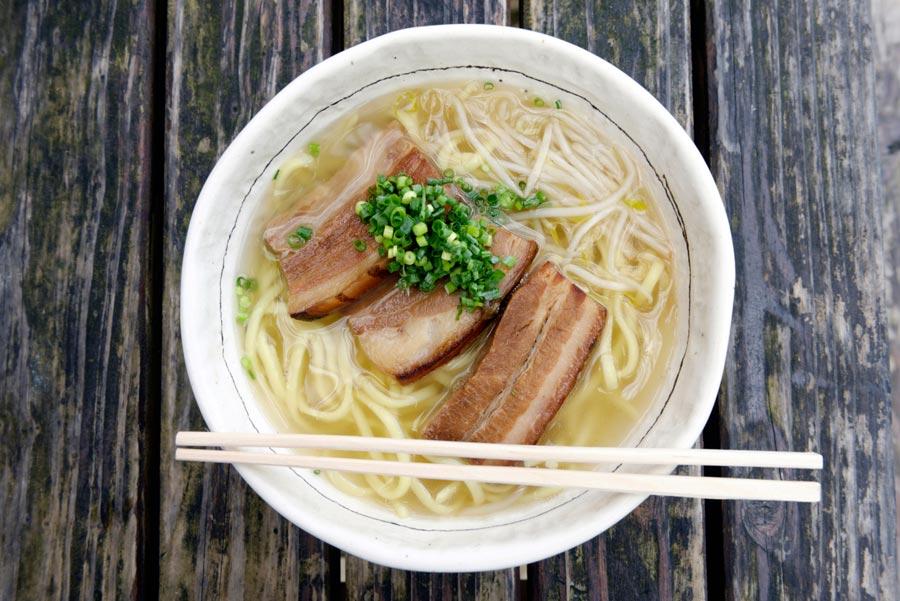okinawa, viaje japon, comida okinawa