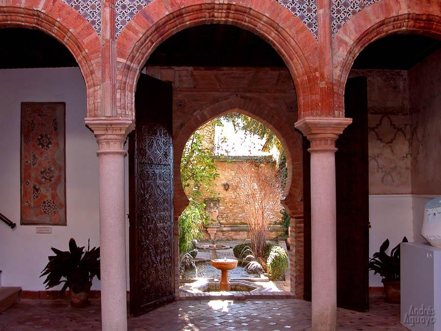 palacio mondragon, ver en Ronda