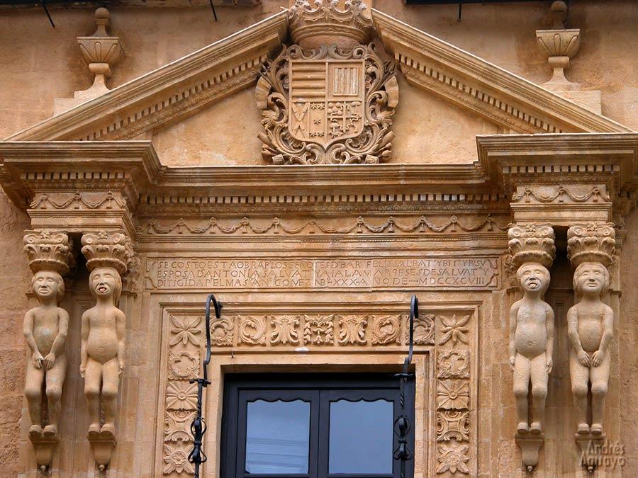 Palacio de Salvatierra, ronda