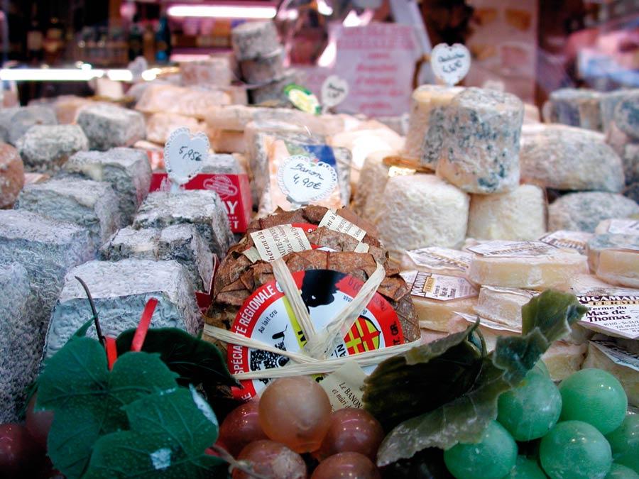 viaje a paris, comprar queso paris
