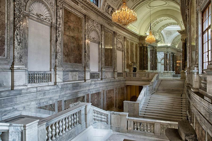 Palacio de Hofburg, viaje viena
