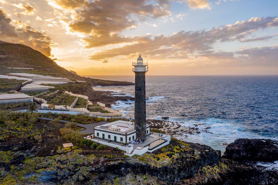 Rusticae, hoteles con encanto, escapadas románticas, viajes a La Palma, viajes a Canarias