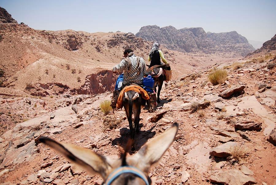 cristina senserrich, viajera etheria, viaje jordania