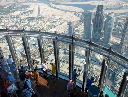 Mirador del Burj Khalifa