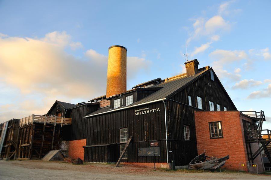 museo Smelthytta