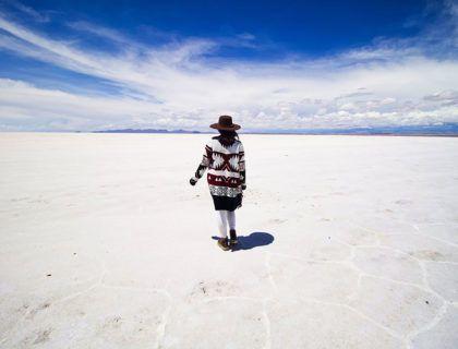 desierto de sal, salar uyuni, salar bolivia