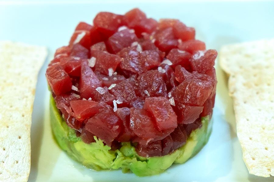 atun rojo en cadiz, mejor sitio comer atun rojo cadiz