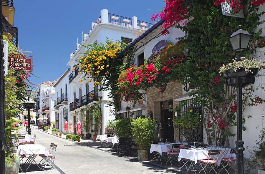 calle ancha, marbella