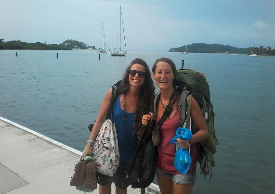 cristina senserrich, viajera etheria, viaje panama