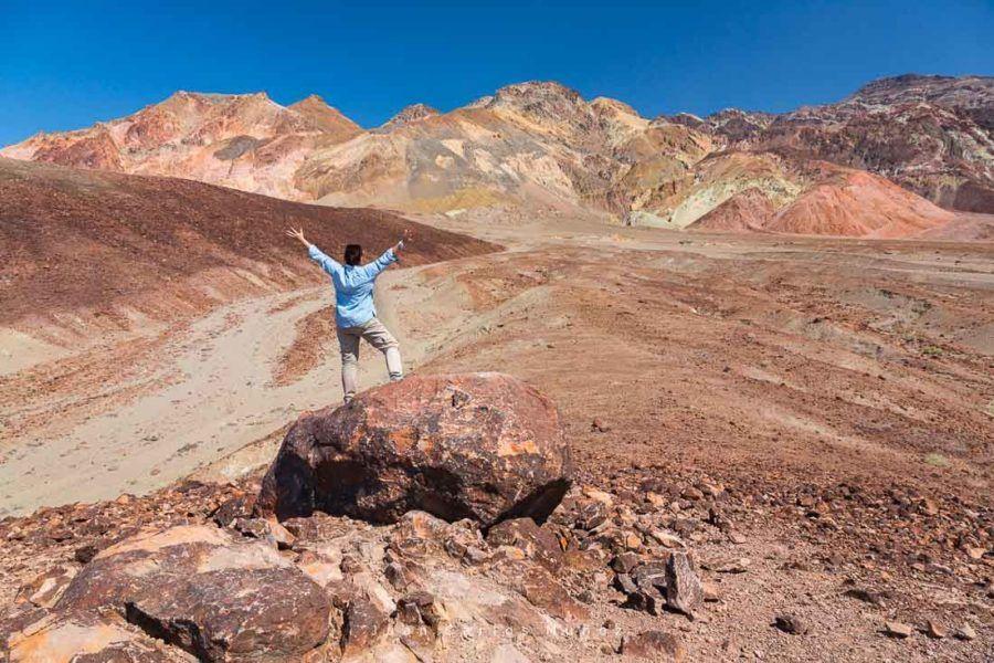 Death Valley National Park, California, USA, America