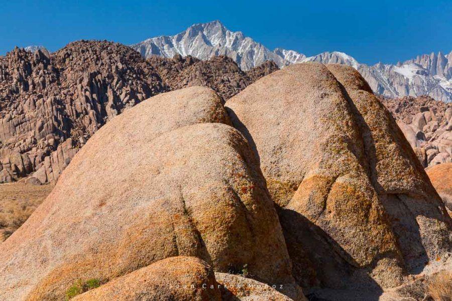 Alabama Hills, Owens Valley, California, USA, America