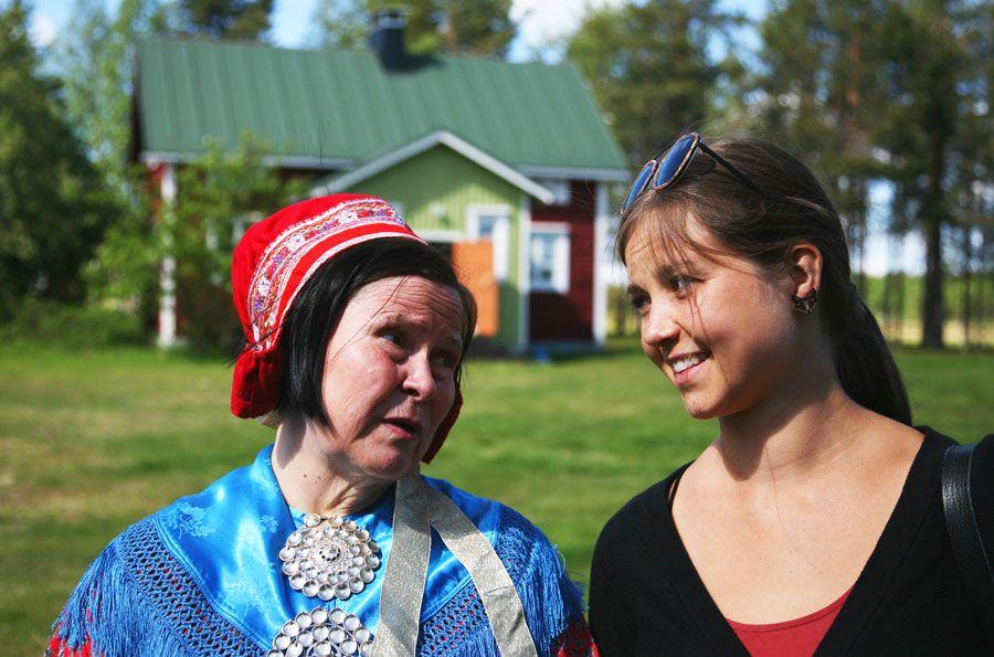 Mujeres que inspiran, viajes a Finlandia, personalidades femeninas