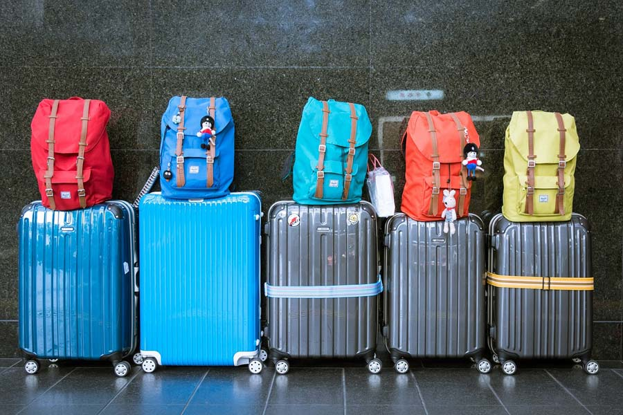 como elegir maleta