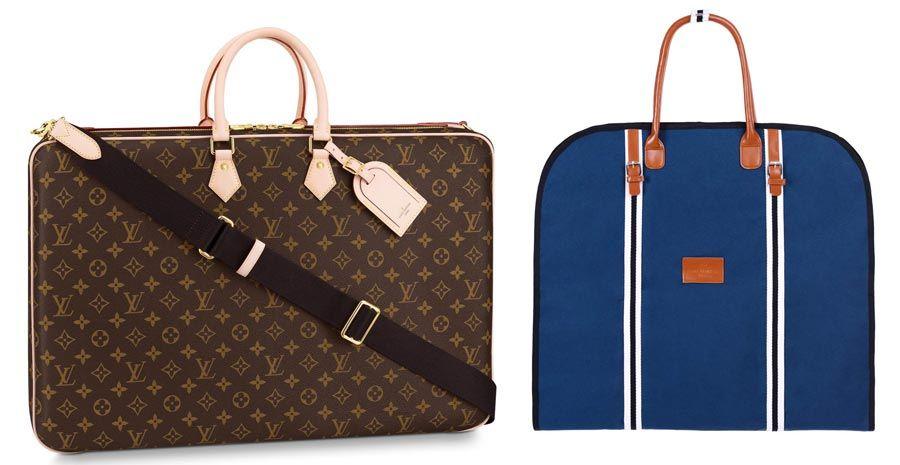 Portatrajes caros y baratos Louis Vuitton Saint Maniero