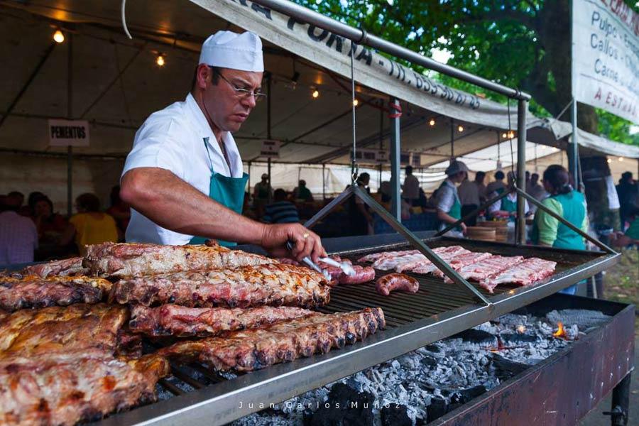 rapa das bestas, fiestas de verano en galicia