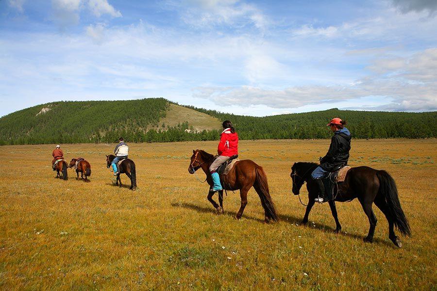 viaje mongolia