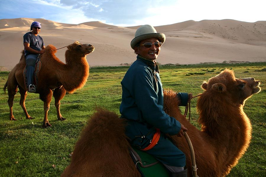 Khongoryn, viaje mongolia
