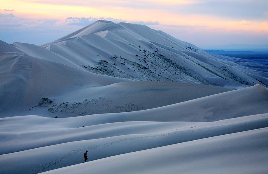viaje mongolia, dunas Khongoryn Els