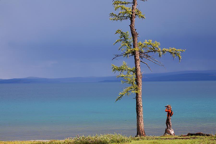Lago de Khovsgol, viaje mongolia