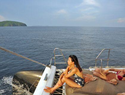 crucero hype, viaje con amigas a phuket